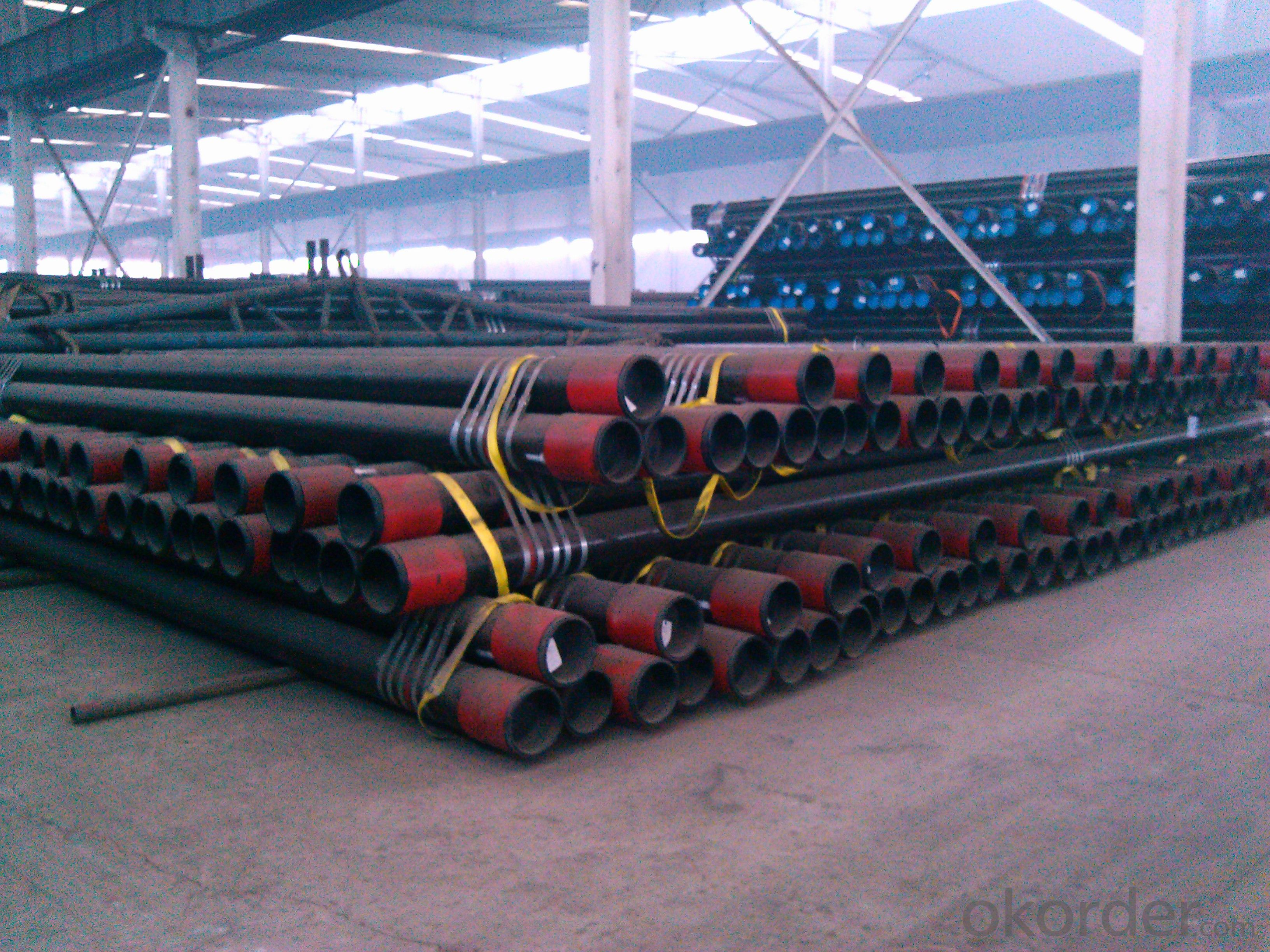 API 5CT L80 Casing And Tubing Pipe in China