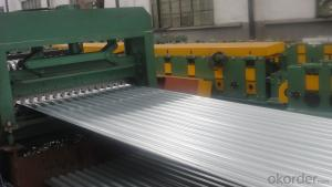 0.12-1.2mm galvanized sheet price metal roofing material galvanized corrugated iron sheet