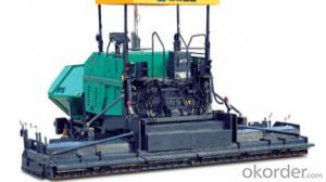 RP756 is a kind of new generation multifunctional paver