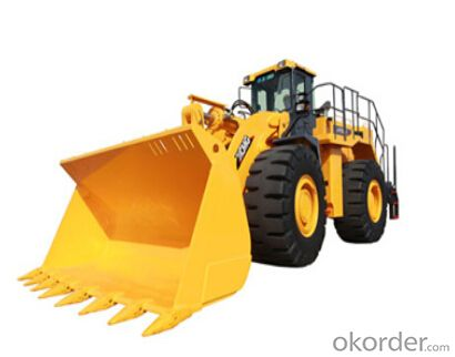 wheel loader LW1200K,Long service life,Strong structure