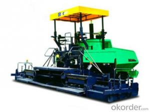 RP601 multifunctional paver adopts multiple advanced technologies
