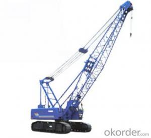 QUY75 crawler crane, good quality and best price