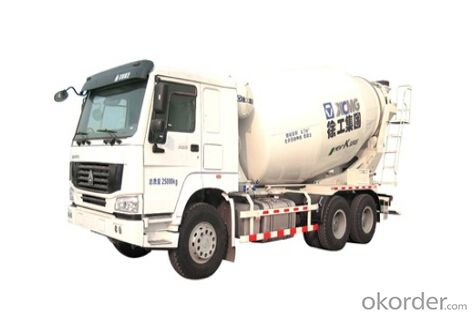 concrete transportation G06ZZ,Rotational speed: 0~14r/min