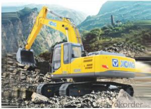 the best Excavating machinery Excavators XE265C