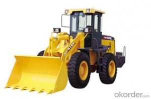 wheel loader LW300F High efficiency,Excellent performance