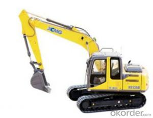 XE135B Excavating machinery,best Excavators