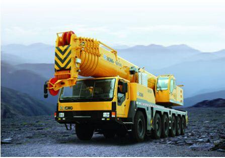 QAY240,all terrain crane, the highest design level