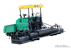 Paver RP902,Feeding technology: reliable and endurable