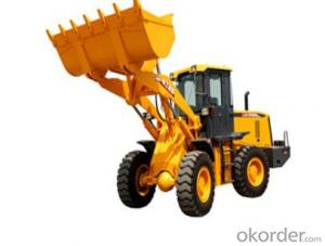 wheel loader LW300K High efficiency,Excellent performance