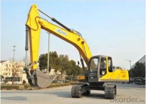 Excavating machinery Excavators XE235C,the best