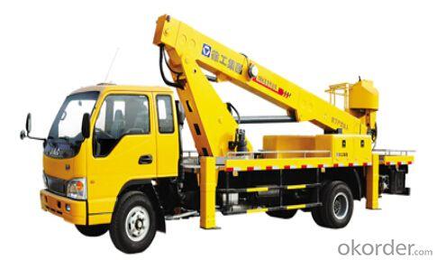 AERIAL WORK MACHINERY XZJ5082JGK, good price