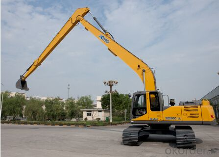 the best Excavators XE260CLL Excavating machinery