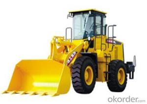 wheel loader LW400K,Convenient maintenance ,Convenient driving