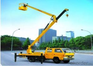 AERIAL WORK MACHINERY XZJ5050JGK,good quality