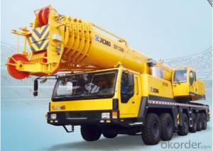 TRUCK CRANE QY130K,MORE EXCELLENT PERFORMANCE