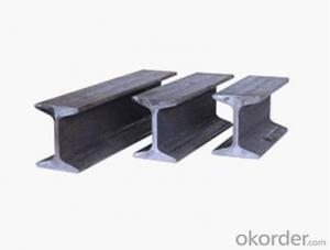 Boron Steel I-Beam Element