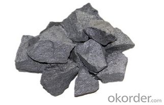 Si-Al ferroalloy of China reliable supplier