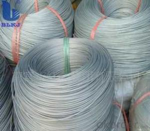 60#/65#/70#/72B/80#/82B High Carbon Steel Wire for Flexible Duct, Spring,and Ropes production