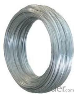 Bright Steel Wire for flexible duct, mattress spring