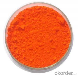 Cadmium Orange Pigment Pigment Organic Powder