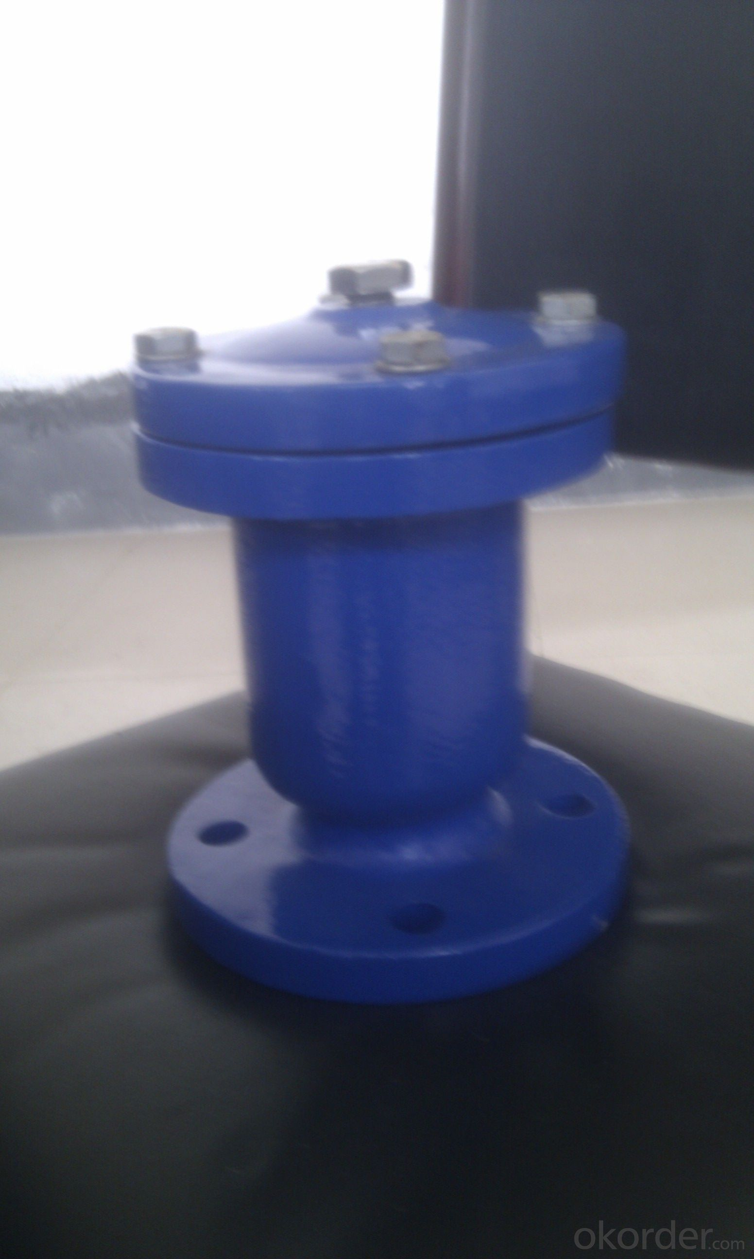 DIN Flanged Ball Valve Stainless Steel & Carbon Steel PN16