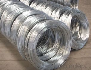 high carbon spring steel wire used for flexible duct   of cnbm