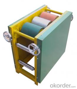 Simple Operating Paper Tube Printing Machine
