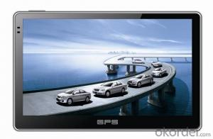 5-inch GPS Navigation System, 800 x 480 Pixels Resolutions, DVR, ISDBT