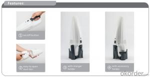 Cordless rechargeable handy vacuum cleaner#H06