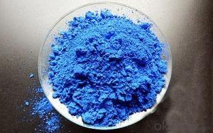 Cadmium Blue Acid Resistant Pigment Nanotmeter