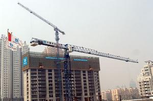 COMANSAJIE Topless Tower crane on sale for new year