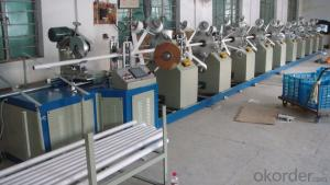 Cleaning Roller Machine with Spiral Sheet