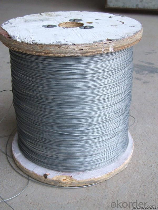 high tensile steel wire for Flexible duct mattress spring rops production