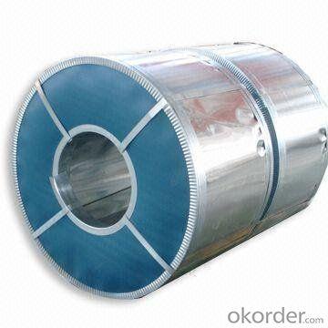 Hot dip galvanized steel coils  Z40-Z600