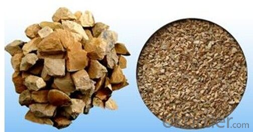 Raw Bauxite with  High Alumina  Products