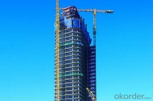 COMANSAJIE 21CJ400-12t Tower crane for construction