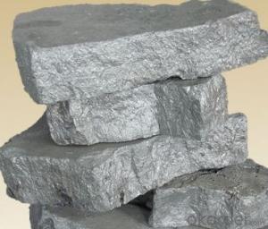 ferroalloy an alloy of iron and silicon FeSi