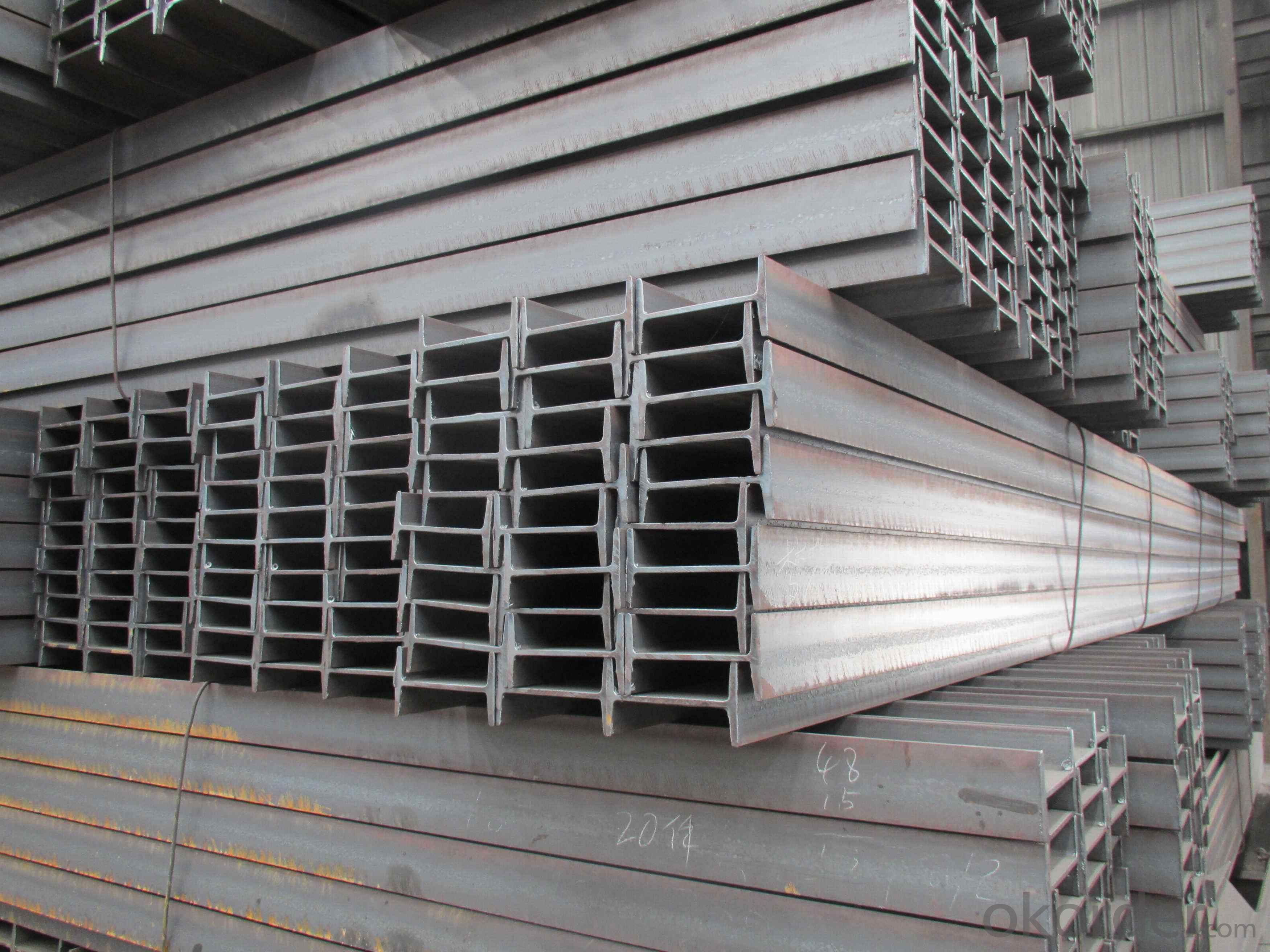 Hot Rolled Steel I-Beam For Sale