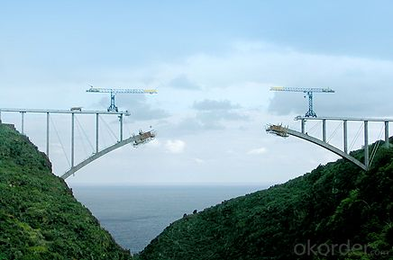 COMANSAJIE 21CJ210-18tTower crane for construction
