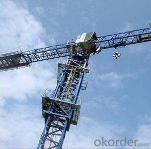 COMANSAJIE 21CJ550-24t  Tower crane for construction