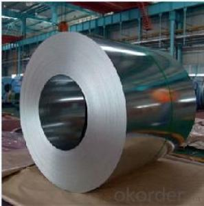 HOT DIPPED GALVANIZED STEEL COL ZINC COATING STEEL COILS