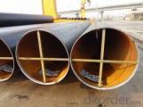Tubería de acero JOCE LSAW de largo diámetro con contenido bajo en carbono