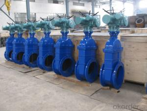 Ductile Iron Butterfly Valve all sizes