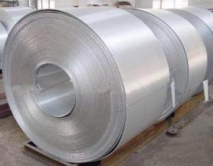 Galvalume Steel  Coil ,hot dipped 55% AL-ZN Coated Galvalume steel coil