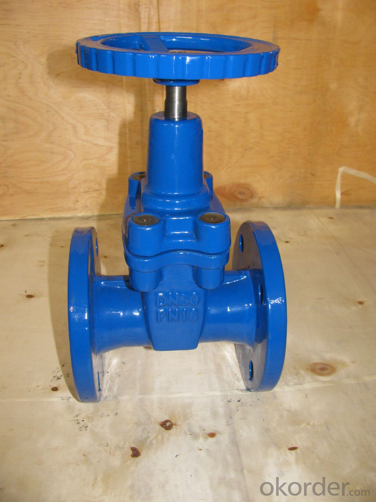 different type of outside screw rising stem gate valve