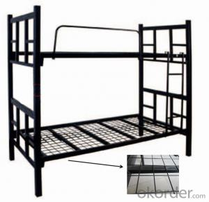 Twin over Full Metal Bed 4507 From Fortune Global 500 Company