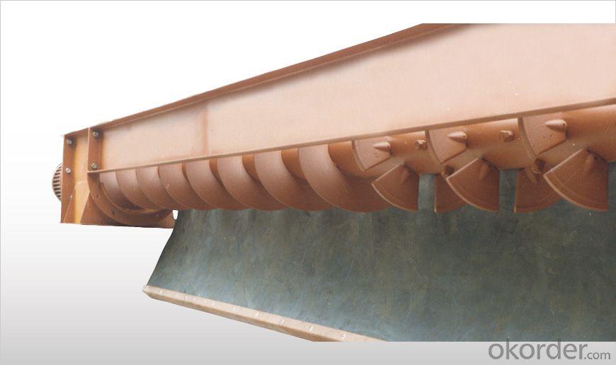 Screw Conveyors for Fresh Concrete CMC