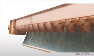 WAM Screw Conveyors for Fresh Concrete CMC