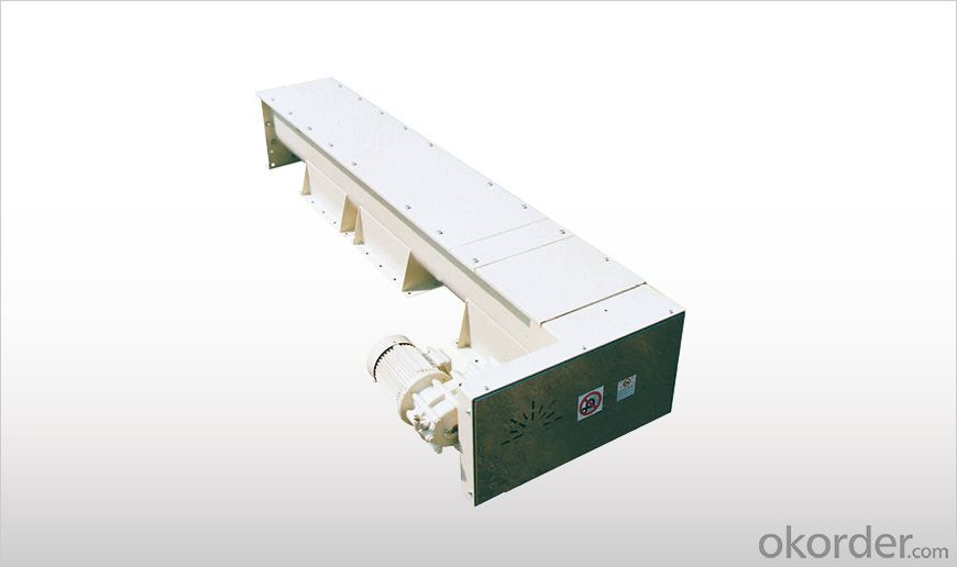 Trough Screw Conveyors for Flour Mills MSC