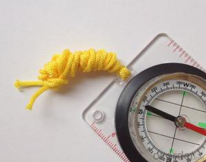 Good Mapor Ruler Mini-Compass for Surveying